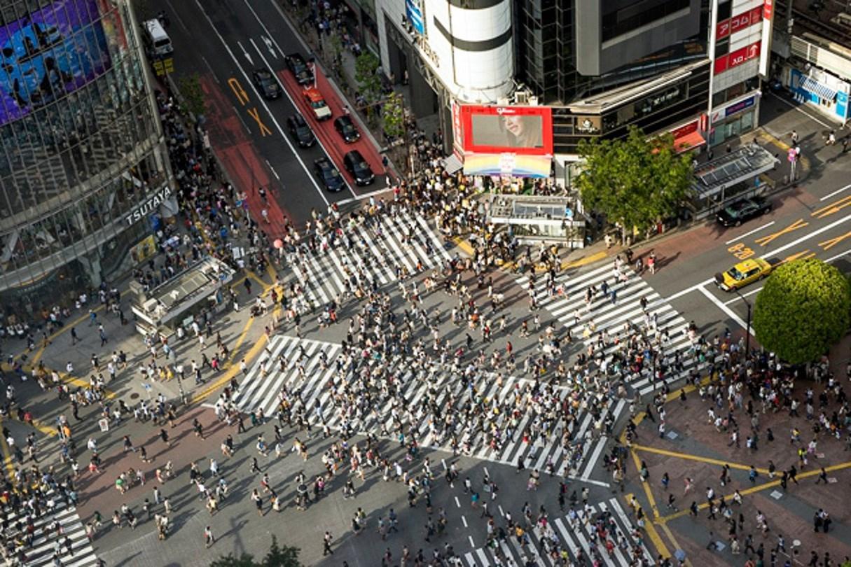 これぞ渋谷!カオスなスクランブル交差点を眺めるスポット5選 ...